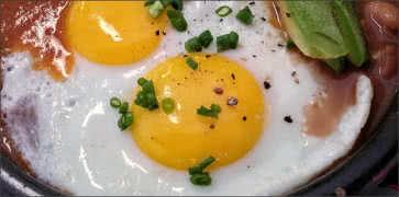 Huevos Cuaouthemoc