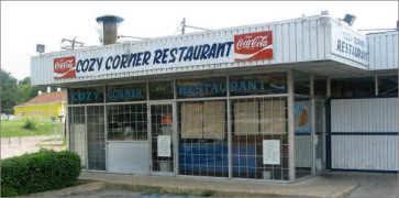 Cozy Corner Restaurant in Memphis