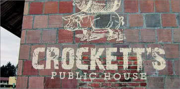 Crocketts Public House in Puyallup