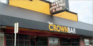 Crown Bar in Tacoma