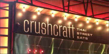 CrushCraft Thai in Dallas