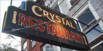 Crystal Restaurant in Pittsburgh