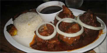 Rabo Ox Tail with Rice