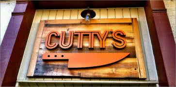 Cuttys in Brookline
