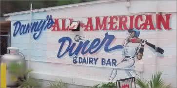 Dannys All American Diner in Tampa