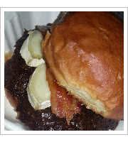 B&B Burger at Grind Burger Kitchen