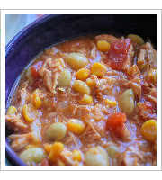 Brunswick Stew at Southern Soul Barbecue