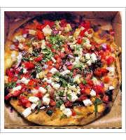 Bruschetta at Carluccions Coal Fired Pizza