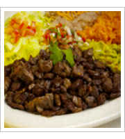 Carne Asada at Roberto's Authentic Mexican Food