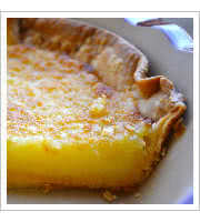 Chess Pie at Arnolds Country Kitchen