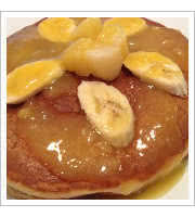 Citrus Pancakes at Citrus Breakfast and Lunch