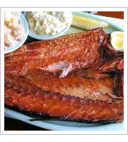 Famous Smoked Fish at Ted Peters