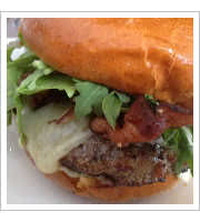 Harris Ranch Beef Burger at Golden State