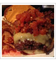 Inferno Burger at Boston Burger Company