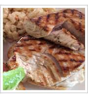 Ono Sandwich at Brigit & Bernards Garden Cafe