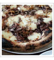 Oxtail Pizza at Proof