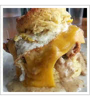 Reggie Deluxe at Pine State Biscuits
