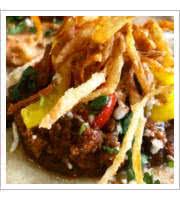 Sloppy Joe Tacos at Cholo Soy Cocina
