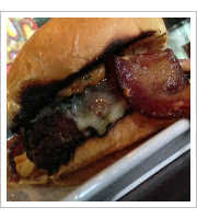 Smoke Burger at Alewife