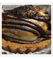 Smores Tart at Sweet n Savory