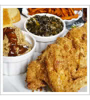 Southern Fried Chicken at Pattons