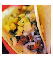 Taco Al Pastor at Tortilleria Nixtamal