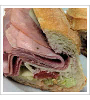 The Real Italian Sandwich at Di Pasquales