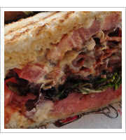 The Wilbur BLT Sandwich at Blunch