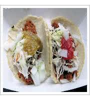 Vegan Chorizo Tacos in Tacopocolypse