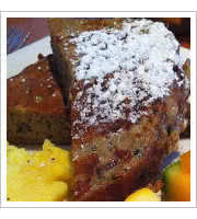 Wild Rice French Toast at Saras Table