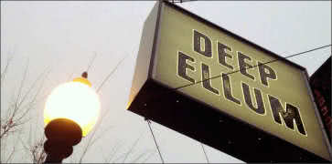Deep Ellum in Boston