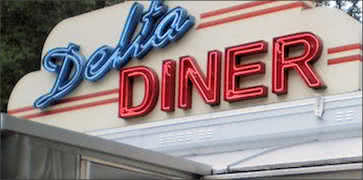 Diner in Delta