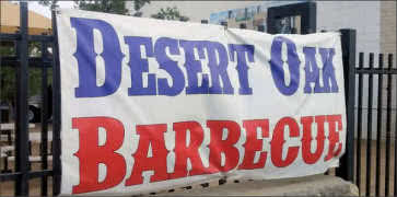 Desert Oak Barbecue in El Paso