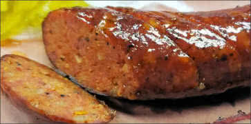 Spicy Barbecue Sausage