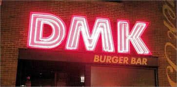 DMK Burger Bar in Chicago