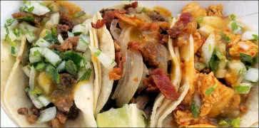 3 Taco Sampler