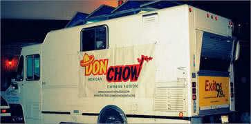 Don Chow Tacos Food Truck in Santa Monica
