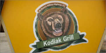 Kodiak Grill in Boise