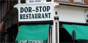 The Dor-Stop Restaurant in Pittsburgh