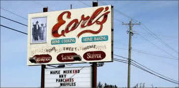 Earls Drive-In in Chaffee