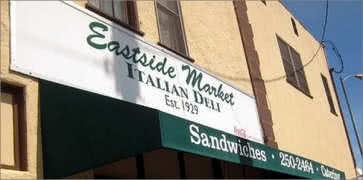 Eastside Market Italian Deli in Los Angeles