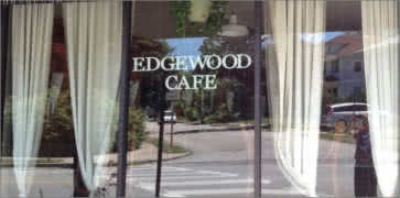 Edgewood Cafe in Cranston