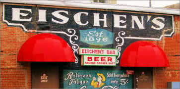 Eischens Bar and Grill in Okarche