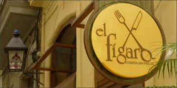 El Figaro in Havana