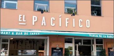 El Pacifico in Barcelona