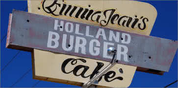 Emma Jeans Holland Burger Cafe in Victorville