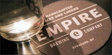 Empire Brewing Company in Syracuse