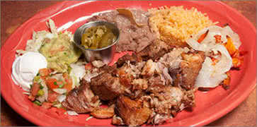 Espinos Mexican Bar and Grill Food