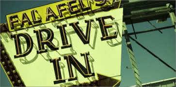 Falafels Drive-In