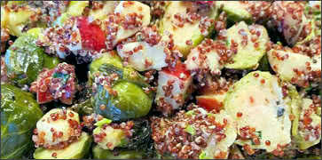 Brussel & Apple Salad